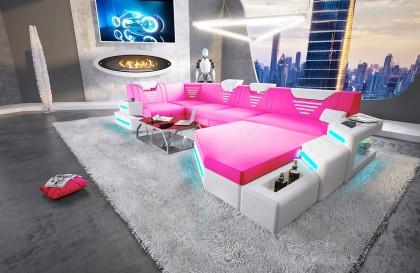 Canapé Design WARSCHAU I